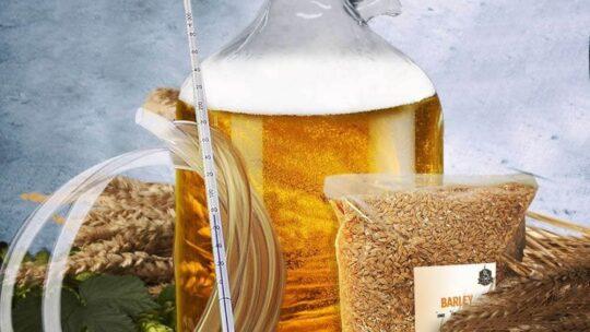 Få det bedste ølbrygningssæt i dag